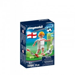 PLAYMOBIL Sport&Action 70484 Piłkarz Reprezentacji Anglii