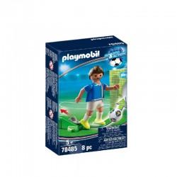 PLAYMOBIL Sport&Action 70485 Piłkarz Reprezentacji Włoch