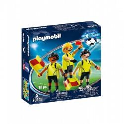 PLAYMOBIL Sport&Action 70246 Drużyna Sędziowska