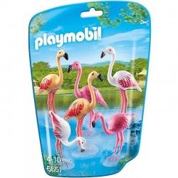 PLAYMOBIL 6651 CITY LIFE Flamingi