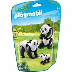 PLAYMOBIL 6652 CITY LIFE Pandy