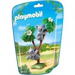 PLAYMOBIL 6654 CITY LIFE Koale