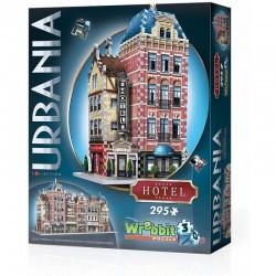 WREBBIT Puzzle 3D Urbania HOTEL 295 Elementów 00501