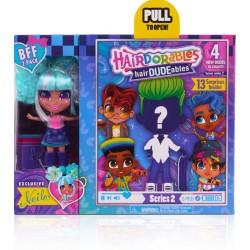 Hairdorables LALECZKA NEILA i CHŁOPIEC Hairdudeables 23775