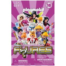 PLAYMOBIL 6841 PLAYMOBIL FIGURKI SERIA 10 Dziewczynki