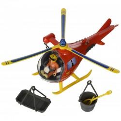 STRAŻAK SAM Helikopter Ratunkowy+Akcesoria 07005