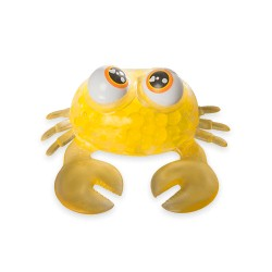 ORB Bubbleezz ANTYSTRESOWY GNIOTEK Squishy Żółty Krab 58791