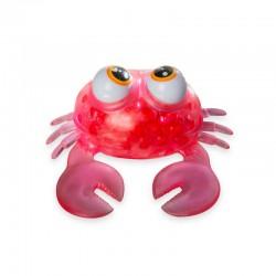 ORB Bubbleezz ANTYSTRESOWY GNIOTEK Squishy Czerwony Krab 58593