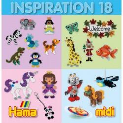 Hama Midi 39918 KSIĄŻECZKA Z INSPIRACJAMI 18