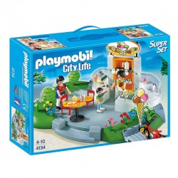 PLAYMOBIL City Life 4134 LODZIARNIA