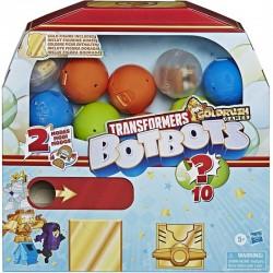 Hasbro TRANSFORMERS Botsbots Kolekcjonerskie Figurki Niespodzianki E8941