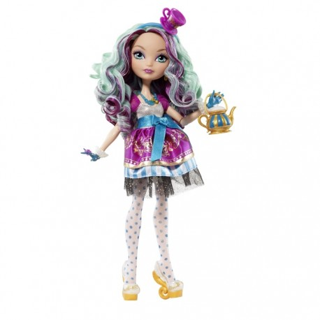 Mattel - BBD43 - Ever After High - Madeline Hatter