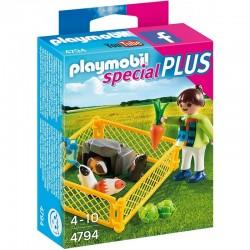 PLAYMOBIL 4794 SPECIAL PLUS Dziewczynka ze Świnkami Morskimi