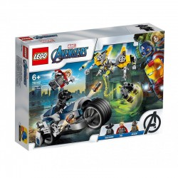 LEGO AVENGERS 76142 Walka Na Motocyklu
