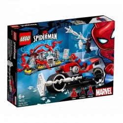 LEGO Marvel SPIDER-MAN 76113 Pościg Motocyklowy Spider-Mana