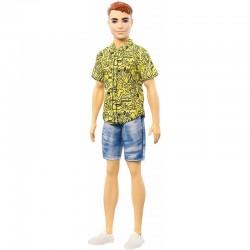 MATTEL Lalka Barbie STYLOWY KEN Fashionistas Nr 139 GHW67