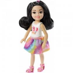Mattel Mini Lalka Barbie Club Chelsea SZATYNKA FXG77