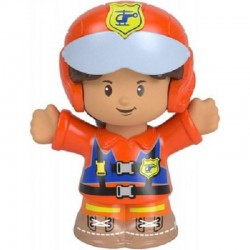 Fisher-Price Little People Figurka PILOT FGX52