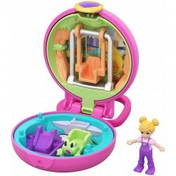 Mattel Polly Pocket TINY COMPACT Mini Plac Zabaw GKJ42