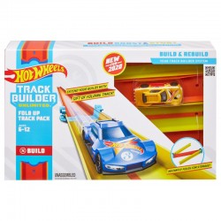 HOT WHEELS Track Builder Składany Tor GLC91