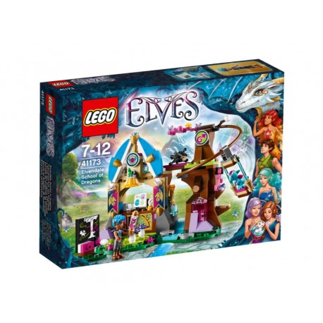 LEGO ELVES 41173 Szkoła Smoków Elvendale NOWOŚĆ 2016