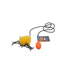 TULLO Skaczący Pająk Żółty 109A