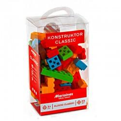 MARIOINEX Klocki Classic 45 Elementów 90304