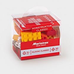 MARIOINEX Klocki Classic 30 Elementów 90305