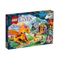 LEGO ELVES 41175 Jaskinia Smoka Ognia NOWOŚĆ 2016