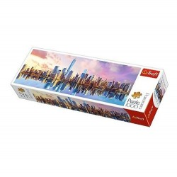 TREFL Puzzle Panorama MANHATTAN 1000 Elementów 29099
