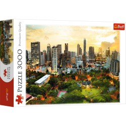 TREFL Puzzle ZACHÓD SŁOŃCA W BANGKOKU 3000 Elementów 33060