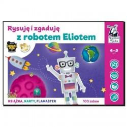 KAPITAN NAUKA Rysuję i Zgaduję z Robotem Eliotem 4328