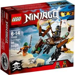 LEGO NINJAGO 70599 Smok Cole'a NOWOŚĆ 2016