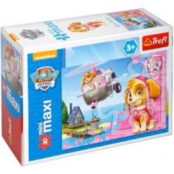 TREFL Puzzle MAXI 20 el. Mini Układanka PSI PATROL 21068