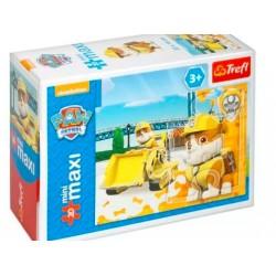 TREFL Puzzle MAXI 20 el. Mini Układanka PSI PATROL 21069