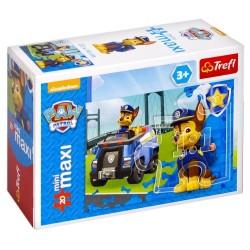 TREFL Puzzle MAXI 20 el. Mini Układanka PSI PATROL 21071