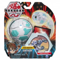 Spin Master BAKUGAN Deka Transformująca Kula GORTHION 20115362