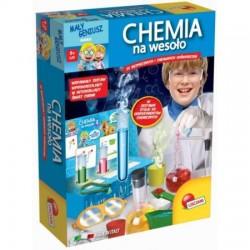 LISCIANI I'm a Genius Science CHEMIA NA WESOŁO 50819