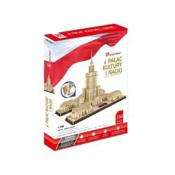 Dante CubicFun PUZZLE 3D Pałac Kultury i Nauki 144 el. 20224