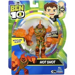 BEN 10 Figurka HOT SHOT 39610
