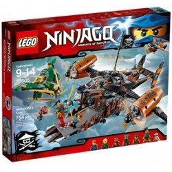 LEGO NINJAGO 70605 Twierdza Nieszczęścia NOWOŚĆ 2016