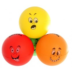 EPPE POLSKA 02214 - Crazy Ball Seria 1 - PIŁKA ZMYŁKA
