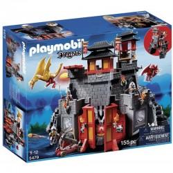 PLAYMOBIL 5479 DRAGONS - SMOKI Wielki Zamek Azjatyckiego Smoka
