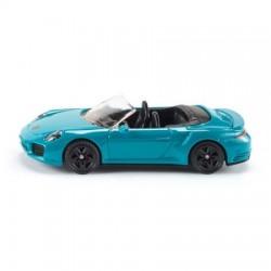SIKU Autko PORSCHE 911 Turbo S Cabriolet 1523