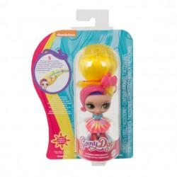 Mattel Sunny Day Lalka Blond Kok z Niespodziankami FXW19