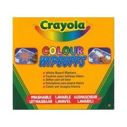 CRAYOLA Markery do Białej Tablicy 8223