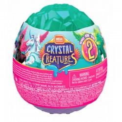Crystal Creatures Niespodzianka w Jajku + Slime MIX KOLORÓW GLK07