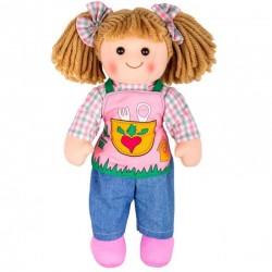 Bigjigs Toys LALKA SZMACIANA ELSIE BJD050