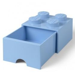 LEGO Pojemnik 4 na Zabawki z Szufladą BŁĘKITNY 9470