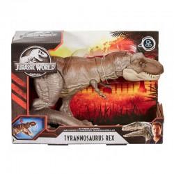 Mattel JURASSIC WORLD Ruchoma Figurka TYRANNOSAURUS REX GLC12